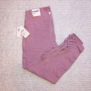 NWT🧘🏼♀️OLD NAVY Active Ankle Leggings🧘🏼♀️7/8